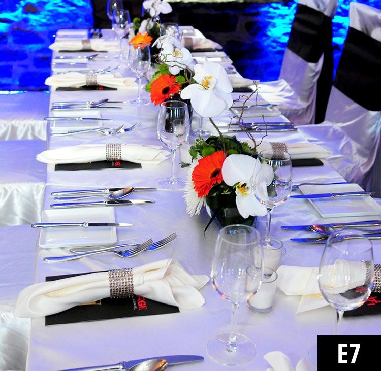 Events Florist / Events flower arrangements